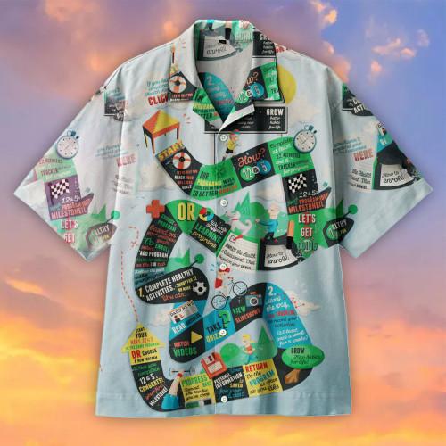 Board Games Of Strategy Hawaiian shirt
