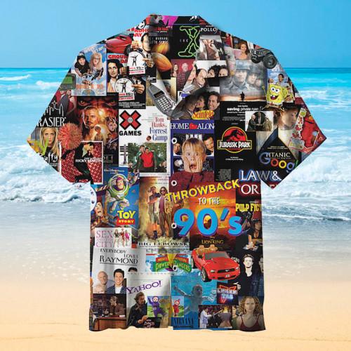 Looking back at the Hawaiian shirts of the 90s