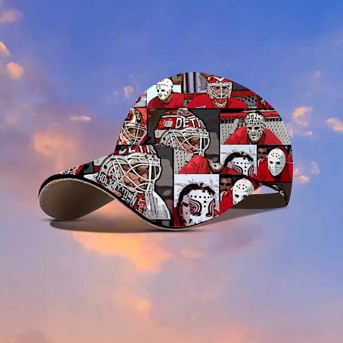 Magical Hockey Mask Hawaiian  Hat