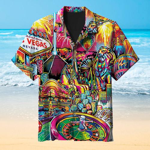 Casino-Las Vegas Hawaiian Shirt