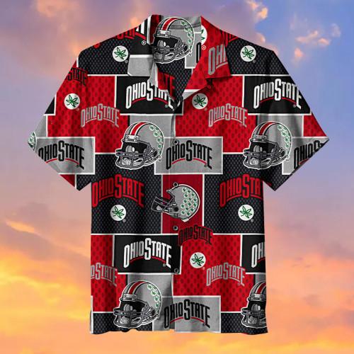 Ohio State Buckeyes Hawaiian Shirt