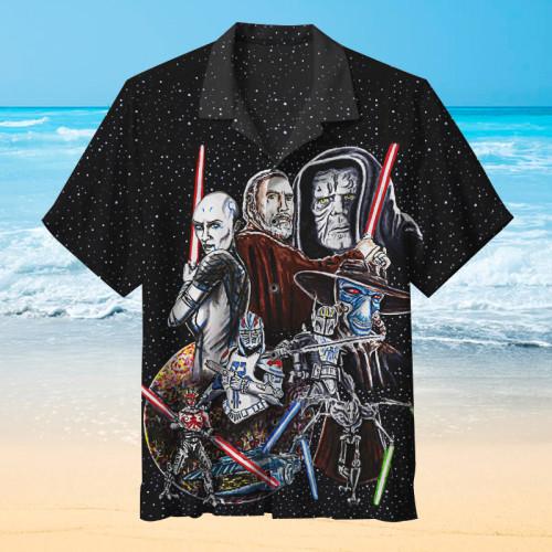 Villain of star wars丨Hawaiian shirt