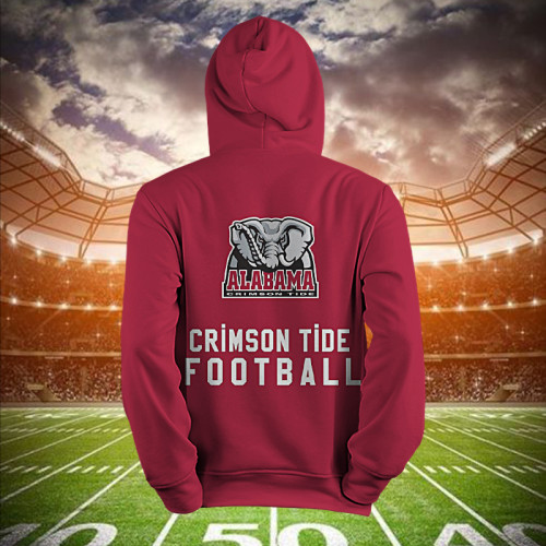 Alabama Crimson Tide football丨Hoodie