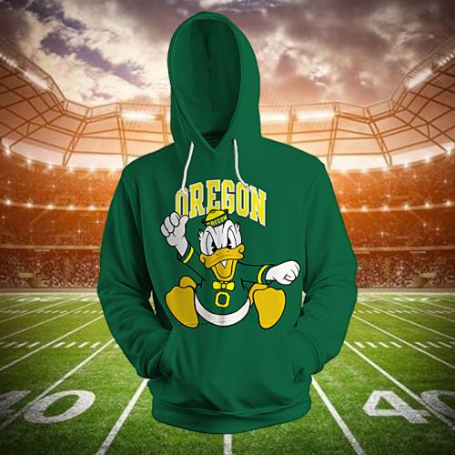 Oregon Ducks football丨Hoodie