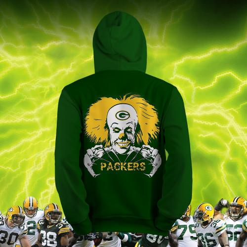Terrible Green Bay Packers Hoodie