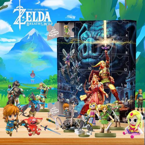 2021 Zelda Advent Calendar - The One With 24 Little Doors
