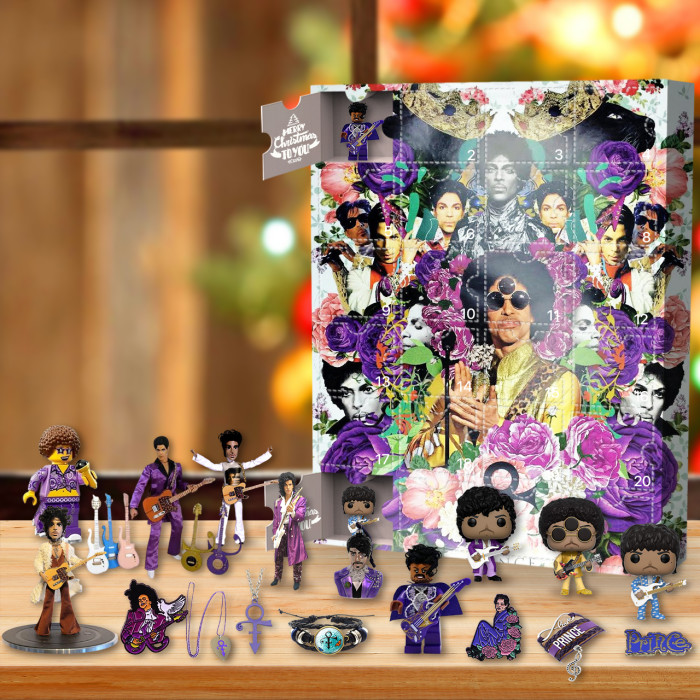 Prince Advent Calendar🎁24 Gifts Are In It