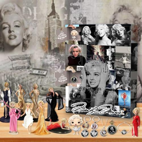 Marilyn Monroe Advent Calendar -🎁The One With 24 Little Doors