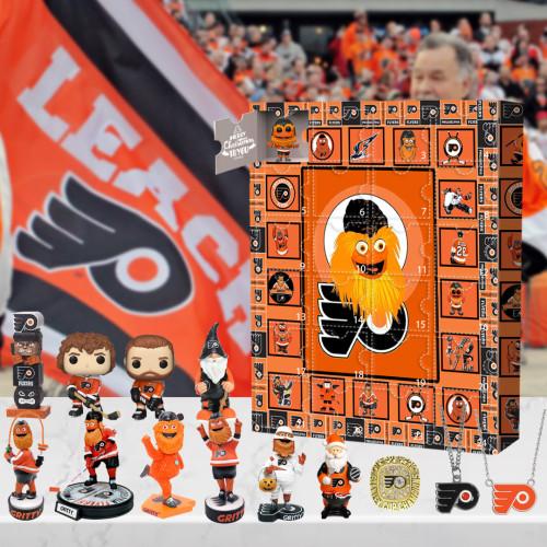 Philadelphia Flyers Advent Calendar -🎁The One With 24 Little Doors