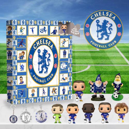Chelsea Football Club Advent Calendar -🎁The One With 24 Little Doors
