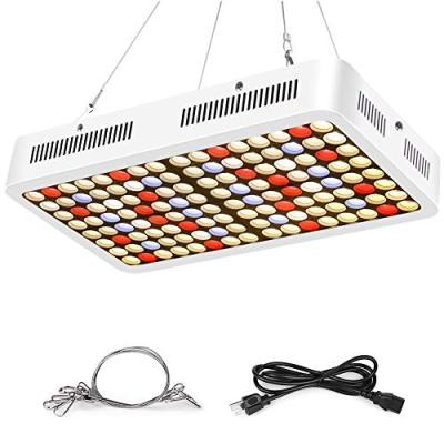 Roleadro LED Grow Light 1000W 4th Generation Series Sunlike Plant Grow Lights Compatible with LM301H Diodes Full Spectrum Growing Lamps for Indoor Plants Seedlings Greenhouse Hydroponic