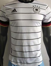 2020 Euro Germany Home Player Version Soccer Jersey