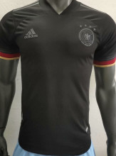 2020 Euro Germany Away Player Version Soccer Jersey