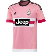 2014-2015 JUV Pink Retro Soccer Jersey