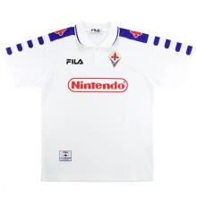 1998 Fiorentina Away Retro Soccer Jersey