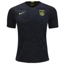 2019/20 China Away Black Fans Soccer Jersey