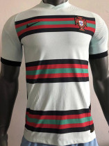 2020 Euro Portugal Away Player Soccer Jersey