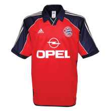 2000-2001 BFC Home Retro Soccer Jersey
