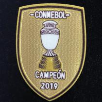 2019 CONMEBOL CAMPEON Patch 2019美洲杯金杯巴西用