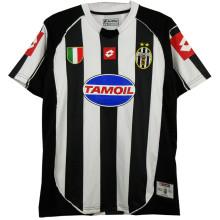 2002-2003 JUV Retro Home Soccer Jersey