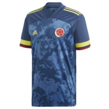 2020 Colombia Away1:1 Quality Fans Soccer Jersey