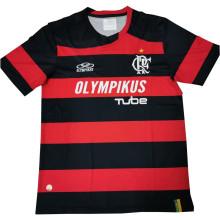 2009 Flamengo Home Retro Soccer Jersey