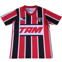 1993 SAO PAULO Retro Soccer Jersey (NO Name Only Number)