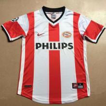 1998-1999 PSV Home Retro Soccer Jersey