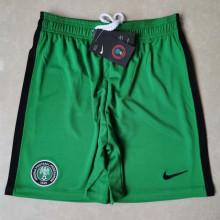 2020 Nigeria Home Shorts Pants