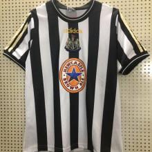 1997-1999 Newcastle Home Retro Soccer Jersey