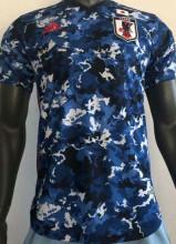 2019/20 Japan Home Player Version Soccer Jersey