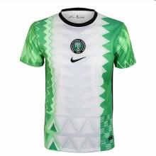 2020 Nigeria Home Green Fans Soccer Jersey