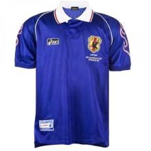 1998 Japan Home Retro Soccer Jersey