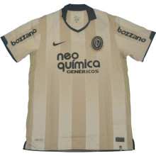 2010 Corinthians 100th Retro Soccer Jersey