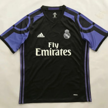 2016/17 RM The 3rd Retro Soccer Jersey