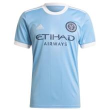 2021 NY City Blue Fans Soccer Jersey
