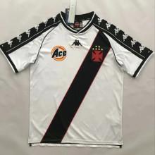 2000 Vasco Home White Retro Soccer Jersey