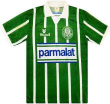 1993/94 Palmeiras Home Retro Soccer Jersey