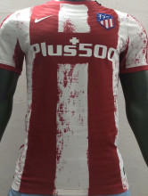 2021/22 ATM Home Player Version Soccer Jersey
