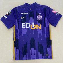 2021 Hiroshima Sanfrecce Home Fans Soccer Jersey(广岛三箭)