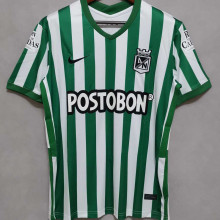 2021 Atletico Nacional Home Fans Soccer Jersey