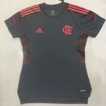 2021/22 Flamengo Black Women Training Jersey