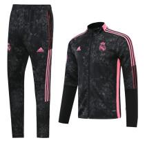 2021/22 RM Black Jacket Tracksuit