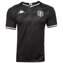 2021/22 Vasco 1:1 Quality Third Black Fans Soccer Jersey