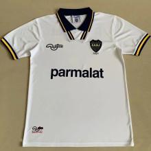 1994 Boca Away White Retro Soccer Jersey