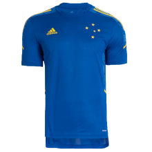2021/22 Cruzeiro Blue Training Jersey