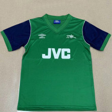 1982 ARS Away Green Retro Soccer Jersey