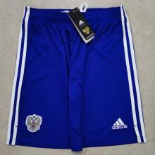 2020 Euro Russia Blue Shorts Pants