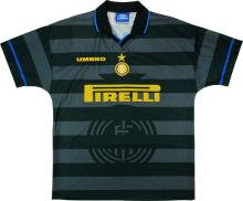 1997/98 In Milan Third Away Retro Soccer Jersey