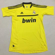 2012 RM GK Yellow Retro Soccer Jersey